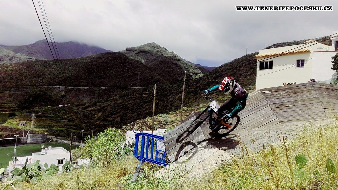 Cyklistický výlet - Downhill