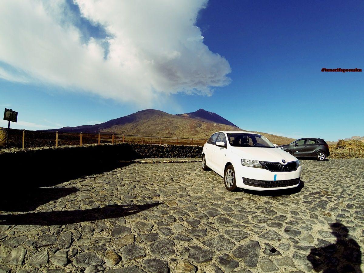 Půjčení auta Tenerife