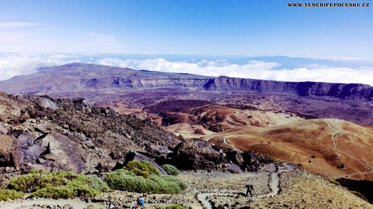 Výlet na Pico del Teide - lanovkou