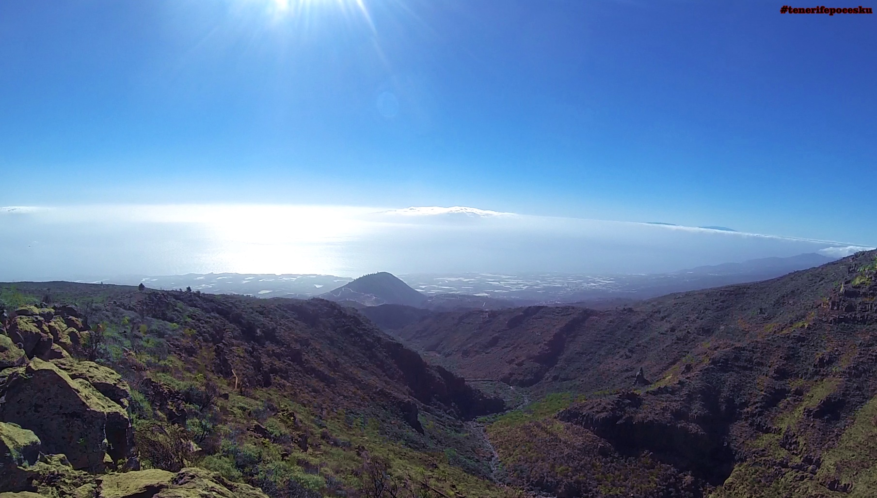 Tenerife hiking
